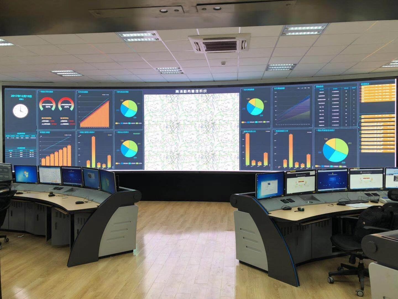 上海青浦交警支队项目