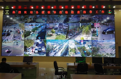 山东省德城区公安局项目